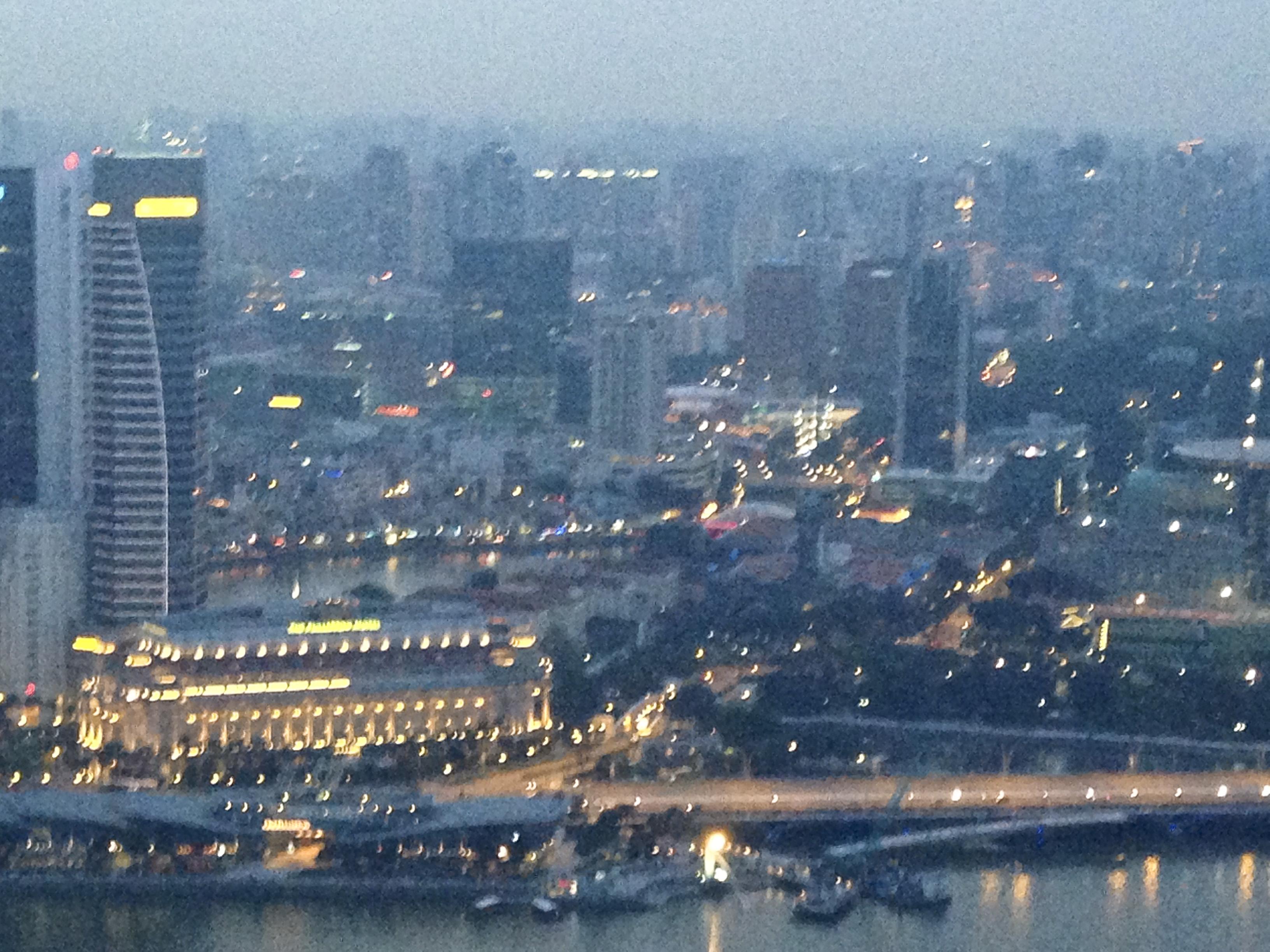Impressionen Singapur