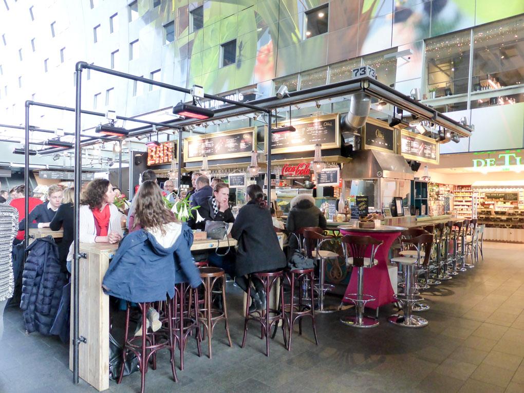 Markthalle Rotterdam, Niederlande